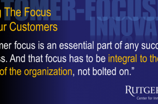 Carol Buehrens reviews how customer focused innovation is different than the current practice.